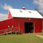 2. Main Barn - Back Entrance